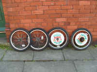 Liverpool FC childs mountain bike wheelsets for 20 inch wheels