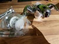 New mixer tap