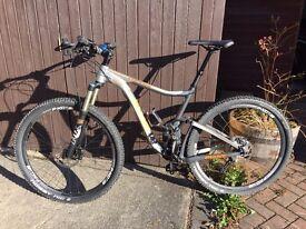 Giant Trance X 29er full suspension Mountain Bike