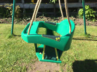 NOW SOLD——-tp Junior Swing Seat