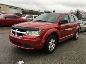 2010 Dodge Journey SE / $$ YOU CERTIFY $$$ YOU SAVE $$$