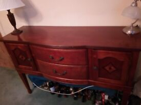 Sideboard (2 cupboards and drawers)
