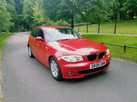 Bmw 1 series 120D top spec top history superb drive £2875 astra golf audi toyota honda