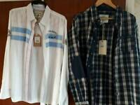 4 medium men's Shirts / Polo's