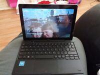 Lenovo 2 in 1 tablet