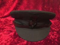 Chauffer hat/ drivers cap