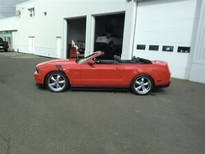 2011 Ford Mustang GT-CONVERTIBLE