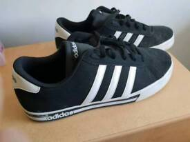 Nearly new adidas shoes 12 size