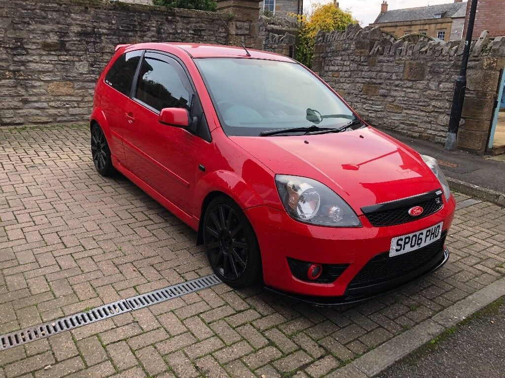 2006 ford fiesta st 150 in yeovil somerset gumtree. Black Bedroom Furniture Sets. Home Design Ideas
