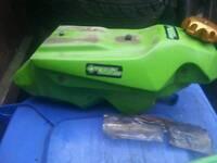 KX 250 fuel tank