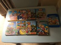 Bob the builder - DVDs