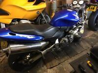 Project- Honda cb600 hornet cb 600 - No offers