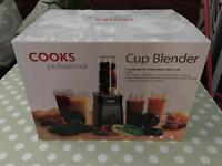 New Professional Cooks 5 Cup Blender in Black