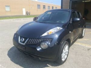 2011 Nissan Juke SL, 6 Speed W/Navi,Leather,Sunroof,R/Camera