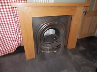 Agnews Anson Cast Iron Inset Fireplace