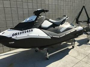 2016 Sea-Doo Spark 2up - Rotax 900 HO ACE - iBR & Convenience