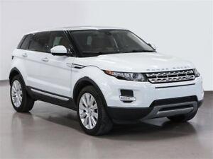 2015 Land Rover Range Rover Evoque Prestige @ 2.9% INTEREST CERT