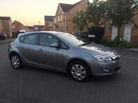 2010 VAUXHALL ASTRA EXCLUSIVE 1.4 PETROL 12 MONTH MOT FULL SERVICE HISTORY FULL HPI CLEAR CROUIS