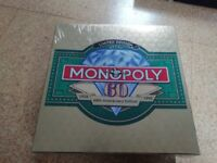 Monopoly 60th Edition - New Unopened