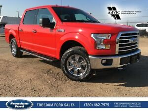 2017 Ford F-150 Backup Camera, Trailer Tow Package