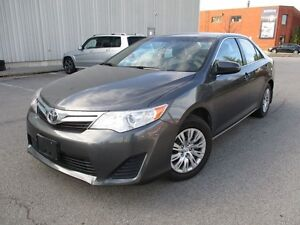 2013 Toyota Camry LE  LEATHER CAMERA