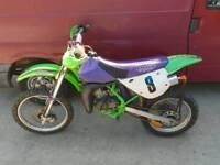Kx100 Kawasaki not cr rm yz ktm