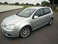 2005 Volkswagen Golf 2.0 GTD New MOT Full leather Low Mileage