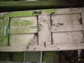Free Vintage internal pine door
