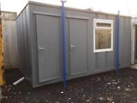 Portable cabin portable office toilet 16ft