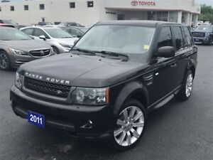 2011 Land Rover Range Rover Sport HSE/LUXURY-LOADED