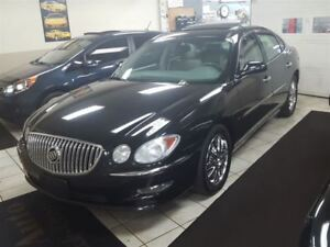 2009 Buick Allure CXL , Leather , Sunroof With Chrome wheels