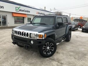 2007 Hummer H3 SUV **PST PAID**4X4**LEATHER N HEATED SEATS**S...