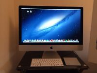 """iMac Desktop 27"""" Immaculate Condition with Box"""