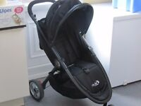 City Lite Baby - Toddler Pushchair. Baby Jogger.