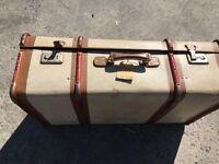 66 year old Antique Suit case