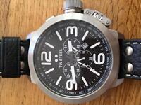 TW Steel oversize chronograph