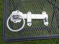 Galvanised Gate Latch