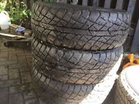 265/70R15 DANLOP Tyre