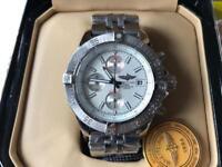 Swiss Brietling Avengers Chronograph Watch