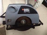 Black&Decker metal cutter 1100W