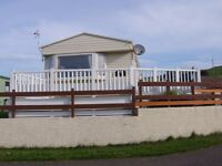 2 bedroom 4 berth caravan for hire clarach bay near aberystwyth