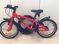 Kids Frog Bike 48 - 16inch wheels, used for sale
