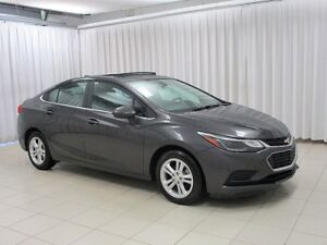 2017 Chevrolet Cruze EXPERIENCE IT FOR YOURSELF!! LT TRUE NORTH