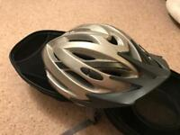 Boardman Cycle helmet excellent condition LARGE