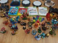 Skylanders Various pieces