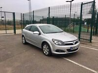 2007 Vauxhall Astra 1.6 SXI Coupe Design – New MOT – Full History – HPI Clear