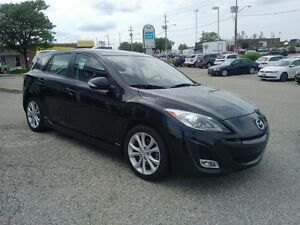 2010 Mazda MAZDA3 SPORT GT Nav Sunroof No accidents Kitchener / Waterloo Kitchener Area image 7