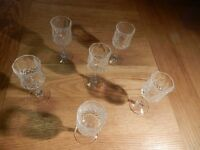Cristal D'Arques Longchamp Glasses