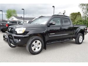 2012 Toyota Tacoma V-6 Cab Double+5 passagers+Bluetooth