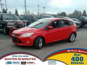 2012 Ford Focus SE | ALLOYS | KEYLESS | MUST SEE